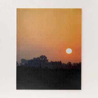 Puzzle Lever de soleil