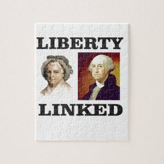 Puzzle liberté liée