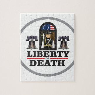 Puzzle liberté ou mort