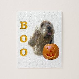 Puzzle L'Otterhound Halloween HUENT