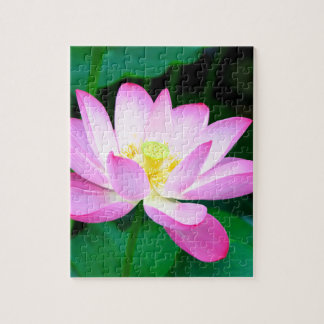 Puzzle lotus