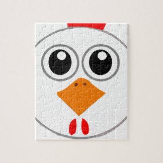 Puzzle M. Chickenz Merchandise