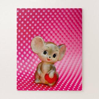 Puzzle M. Mouse