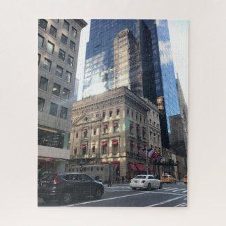 Puzzle Magasin de New York City NYC de Cinquième Avenue