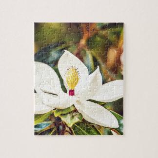 Puzzle Magnolia magnifique du Mississippi