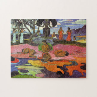 """Puzzle """"Mahana aucun Atua"""" - Paul Gauguin"""