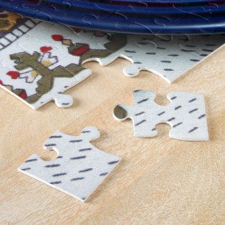 Puzzle Mangia !