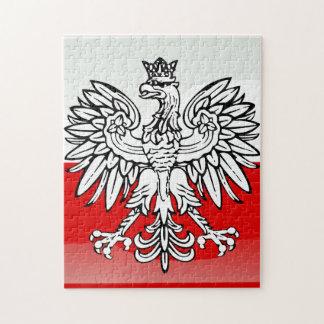 Puzzle Manteau des bras polonais