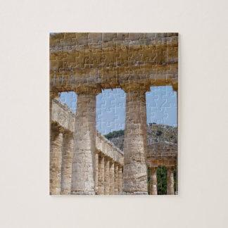 Puzzle marbre grec