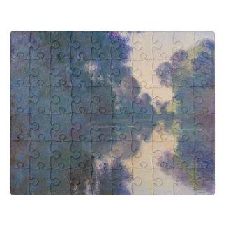 Puzzle Matin sur la Seine près de Giverny