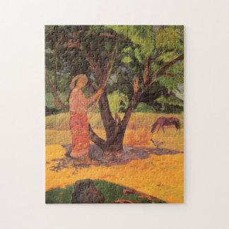 """Puzzle """"Mau Taporo"""" - Paul Gauguin"""