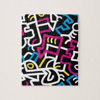 Puzzle Mazed et confus