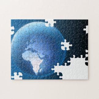 Puzzle Metapuzzle 3 : Globe