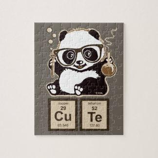 Puzzle Mignon découvert par panda de chimie
