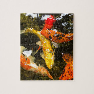 Puzzle Miscellaneous - Koi Fish Patterns Four