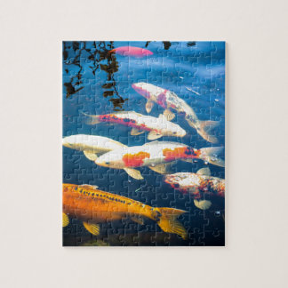 Puzzle Miscellaneous - Koi Fish Patterns Two