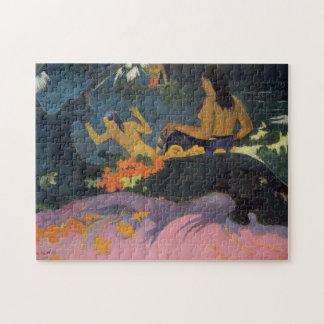 """Puzzle """"Miti de Fatata Te"""" - Paul Gauguin"""