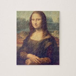 Puzzle Mona Lisa par Leonardo da Vinci