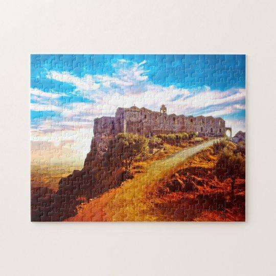 Puzzle Monastère Chypre de Stavrovouni