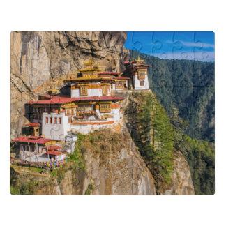 Puzzle Monastère de nid de tigre
