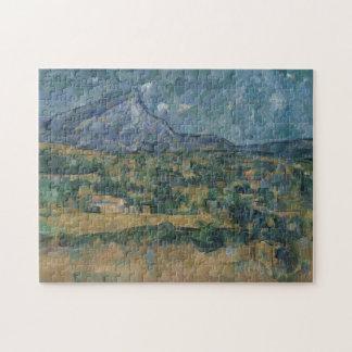 Puzzle Mont Sainte-Victoire