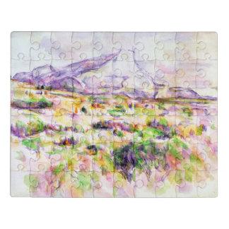 Puzzle Mont Sainte-Victoire de Les Lauves