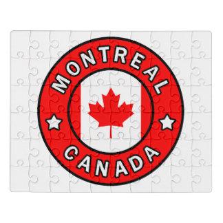 Puzzle Montréal Canada