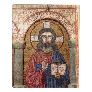 Puzzle Mosaïque antique de Jésus