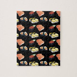 Puzzle Motif de sushi