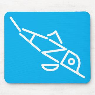 Puzzle Mousepad de dauphin Tapis De Souris