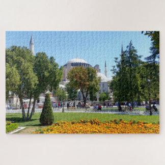 Puzzle Musée de Hagia Sofia, Istanbul