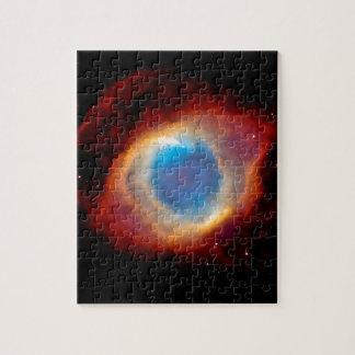 Puzzle Nébuleuse planétaire NGC 7293 d'hélice - oeil de