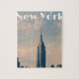 Puzzle New York City