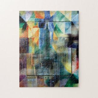 Puzzle New York de la fenêtre