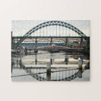 Puzzle Newcastle sur Tyne