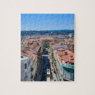 Puzzle Nice du centre, France