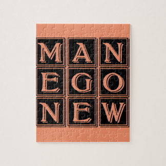 Puzzle Now new man