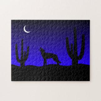 Puzzle Nuit de désert