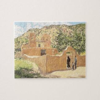 Puzzle Oferta Para San Esquipula par Walter Ufer