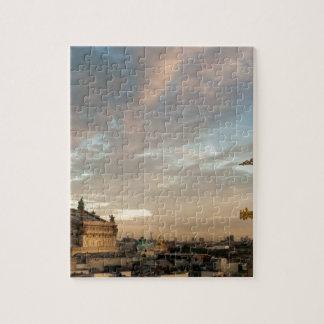 Puzzle opéra Garnier, PAris, France