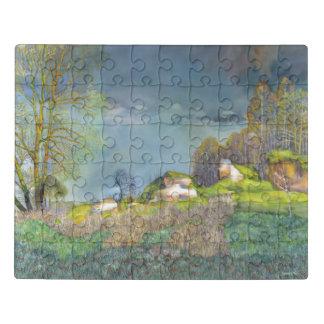 Puzzle Orage de ressort
