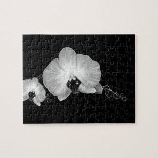 Puzzle Orchidées