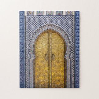 Puzzle Palace Ornate Doors des Rois