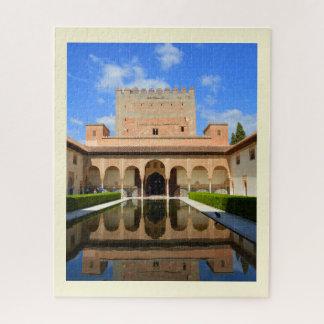 Puzzle Palais d'Alhambra