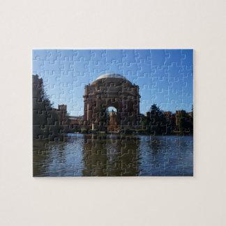 Puzzle Palais de San Francisco de casse-tête des