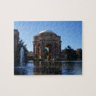 Puzzle Palais de San Francisco de la casse-tête Arts#3