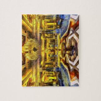 Puzzle Palais de Vincent van Gogh
