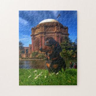 Puzzle Palais des beaux-arts