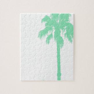 Puzzle Palmiers en bon état