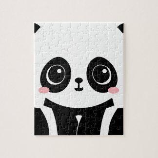 Puzzle Panda adorable